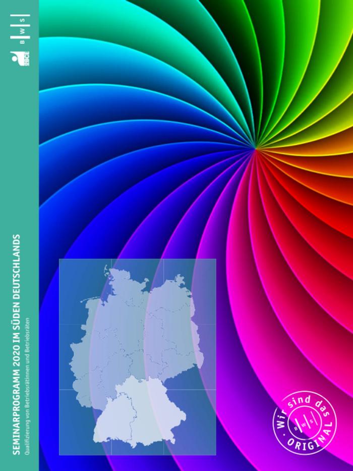 Seminarprogramm 2020 im Süden Deutschlands